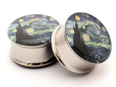 Starry Night Picture Plugs - 3/4 Inch - 19mm - Sold As a Pair Mystic Metals Body Jewelry http://www.amazon.com/dp/B007TNX7HY/ref=cm_sw_r_pi_dp_xrPTub1VCG1NM