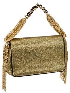 Loving this jimmy choo bag!