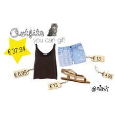 Outfits you can gift | € 37.94 by miast on Polyvore