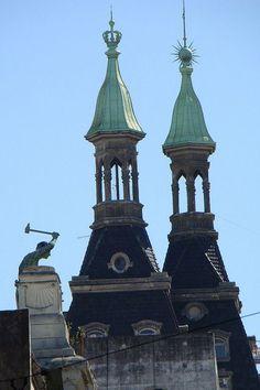 Cúpulas de Buenos Aires | Barrio de Monserrat