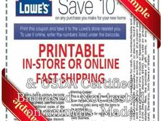 Free Lowes Coupons - (More info on: http://LIFEWAYSVILLAGE.COM/coupons/free-lowes-coupons/)