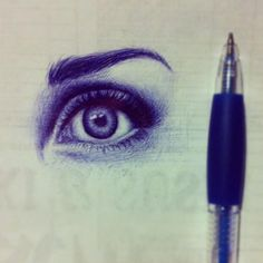 Can't stop, won't stop drawing