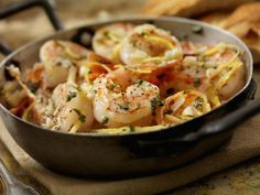 Deliciously Different Seafood Appetizer & Tapas Recipes