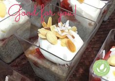 Easy Organic Vegan Chia Pudding Recipe Hack - http://www.mommygreenest.com/easy-organic-vegan-chia-pudding-recipe-hack/
