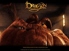 Wallpaper picture of the Silly Dragon that can split into hundreds of red bats from the CG animated movie Dragon Hunters. See all Dragon Dragon Hunters, Wallpaper Pictures, Hunter X Hunter, Animation, Movie Posters, Painting, Big, Movies, Film Poster