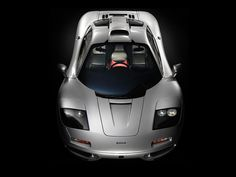 McLaren F1...(I love that the driver sits in the middle)