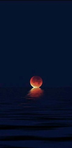 A Lua de Sangue !