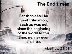 Matthew - For then shall be great tribulation, such as was not since the… Scripture Verses, Bible Verses Quotes, Bible Scriptures, Mormon Quotes, Biblical Verses, Book Of Matthew, Matthew 24, Pray For America, Jesus Is Coming