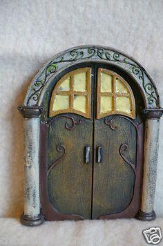 NEW GLOW FAIRY DOOR GLOW...