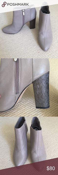 Circus by Sam Edelman booties Never worn, I took the tag off thinking I'd wear them and never did. Brand new! Circus by Sam Edelman Shoes Ankle Boots & Booties
