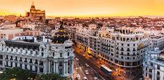 Onde Ficar em Madri na Espanha #viagem #viajar