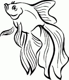 Printable coloring pages of fish. Printable coloring pages of fish. Free printable coloring pages of fish. Printable coloring pages of tropical fish. Printable coloring pages of fish for kids. Fish Coloring Page, Colouring Pages, Adult Coloring Pages, Coloring Books, Coloring Sheets, Alphabet Coloring, Fish Drawings, Animal Drawings, Art Drawings