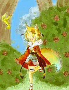 Selkie (Kinu) from fire emblem fates (if)