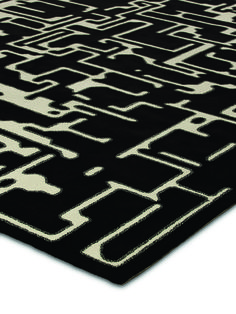 #Pixels #Caviar by Miguel Chevalier, Edition One, Tai Ping. #Handtufted #handmade #rug, 100% #wool