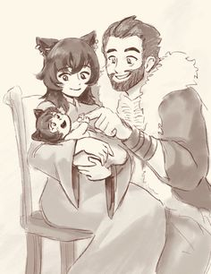 """hELLooTEAmOo on Twitter: """"Do you ever draw something so wholesome you kinda cry a little, the Belladona's are my fave family #RWBY… """""""