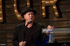 Actor and comedian Darrell Hammond performs at the Humor Stage at the 2016 KAABOO Del Mar at the Del Mar Fairgrounds on September 17, 2016 in Del Mar, California.