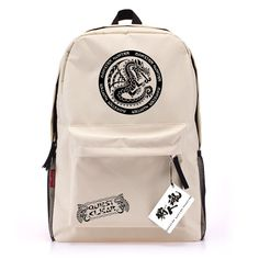 Monster Hunter 10th anniversary School Bags for teenagers men women Backpacks anime shoulder bags bookbag male female Rucksacks