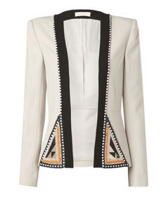 Bling jackets: Sparkly  statements for your wardrobe
