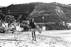 Topanga Beach ca 1969