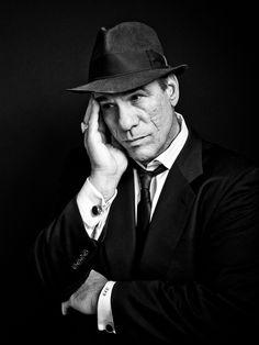 Robert Davi (1953) - American actor, singer, writer, director. Photo by Brian Smith