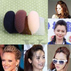 Hot Fashion Women Hair Clip Styling Bun Maker Braid Tool Hair Accessories Comb 2016 Sale