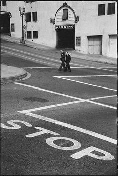 Henri Cartier-Bresson 1947 LA