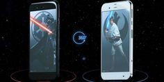 Sharp lanza smartphones de Star Wars