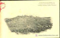 PRACTICAS GENERALES EN ALIJARES POSICION AFRICANA, CUDIA TRANCA TARJETA POSTAL DEL PROTECTORADO ESPAÑOL CEUTA Y MELILLA.CURSO MAYO-DICIEMBRE 1922.HAUSER Y MENET (Postales - Postales Temáticas - Ex Colonias y Protectorado Español)