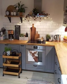 surprising small kitchen design ideas and decor 26 ~ mantulgan.me surprising small kitchen design i. Home Decor Kitchen, Kitchen Interior, New Kitchen, Kitchen Dining, Summer Kitchen, Kitchen Wood, Design Kitchen, Open Shelf Kitchen, Kitchen Hair