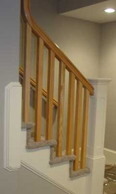 steps on pinterest basement stairs basements and stairs