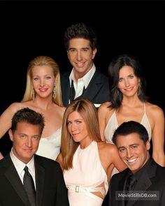 Friends Promo Shots, Season 10 (2003) I'm waiting for the reunion!