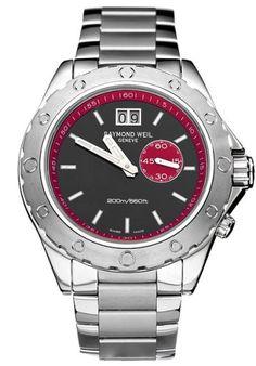 Men s Wrist Watches - Raymond Weil 8300ST20041 Mens RW Sport Watch   gt  gt  gt e7451efa1d8