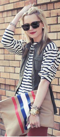 Blair Eadie - toooooo cool. featured in matchbook mag