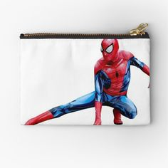 Spiderman Action Figure, Canvas Prints, Art Prints, Zipper Pouch, Action Figures, Classic T Shirts, My Arts, Printed, Awesome
