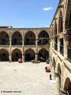 Buyuk Han in Northern Cyprus.