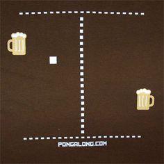 beer pong tshirt- nick!