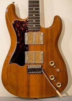 Ronin Guitars