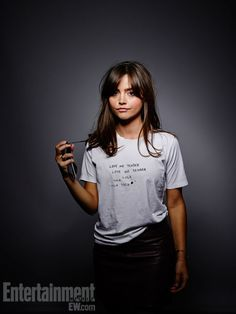 Jenna-Louise Coleman - Comic-Con '13 Star Portraits