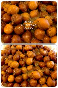Black Chickpeas Curry also known as Punjabi Kala Chana is a dish from the Indian subcontinent. Indian Food Recipes, Vegan Recipes, Chickpea Curry, Indian Curry, Homemade Recipe, Curries, Pretzel Bites, Vegetarian, Vegane Rezepte