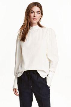 Camicetta in cotone | H&M