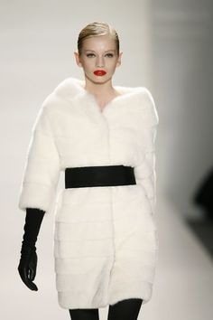 White Mink Fur Coat | Mink Coats | Pinterest | Coats, Fur and Mink fur