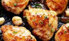 Zaručene najlepšia bábovka na svete: To cesto je také ľahučké a výborné, že z neho pečiem aj koláče a roládu! | Báječná vareška Zucchini Noodle Recipes, Garlic Chicken Recipes, Chicken Thigh Recipes, Recipe Chicken, Healthy Freezer Meals, Healthy Weeknight Meals, Freezer Cooking, Freezer Recipes, Cooking Tips