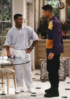 25 Years Later, We Look Back on Will Smith's Best Fresh Prince Looks! from Will Smith's Craziest Looks on The Fresh Prince of Bel-Air Will Smith, Style Urban, Urban Style Outfits, Casual Outfits, Urban Fashion Trends, Urban Fashion Women, Womens Fashion, Look Fashion, 90s Fashion