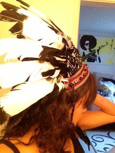 INKED and SEWN: DIY Native American Costume