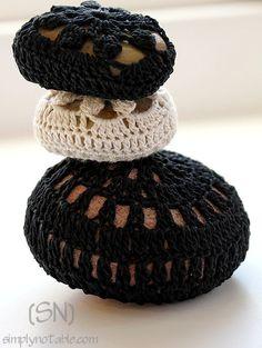 On the Rocks Fun Crochet Gift Idea Pattern