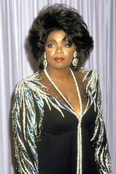 21 Fantastic Oprah Winfrey Outfits From Her Early Career
