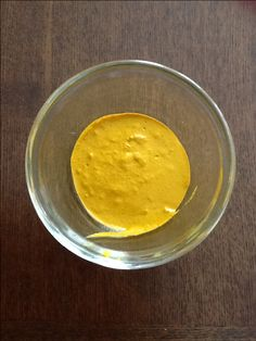 Turmeric Face Mask - Not only does it get rid of acne, it's great for lightening dark spots from acne scarring and leaves skin with a healthy glow.