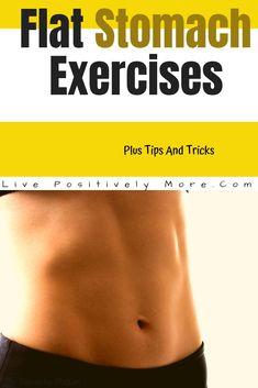 Flat Stomach Exercises
