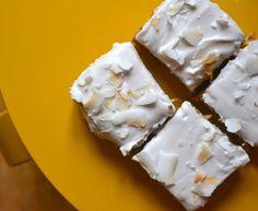 Sokeriton, gluteeniton & laktoositon porkkanakakku