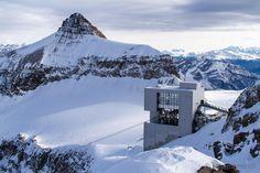 #PeakWalk by #Tissot auf dem #Glacier3000